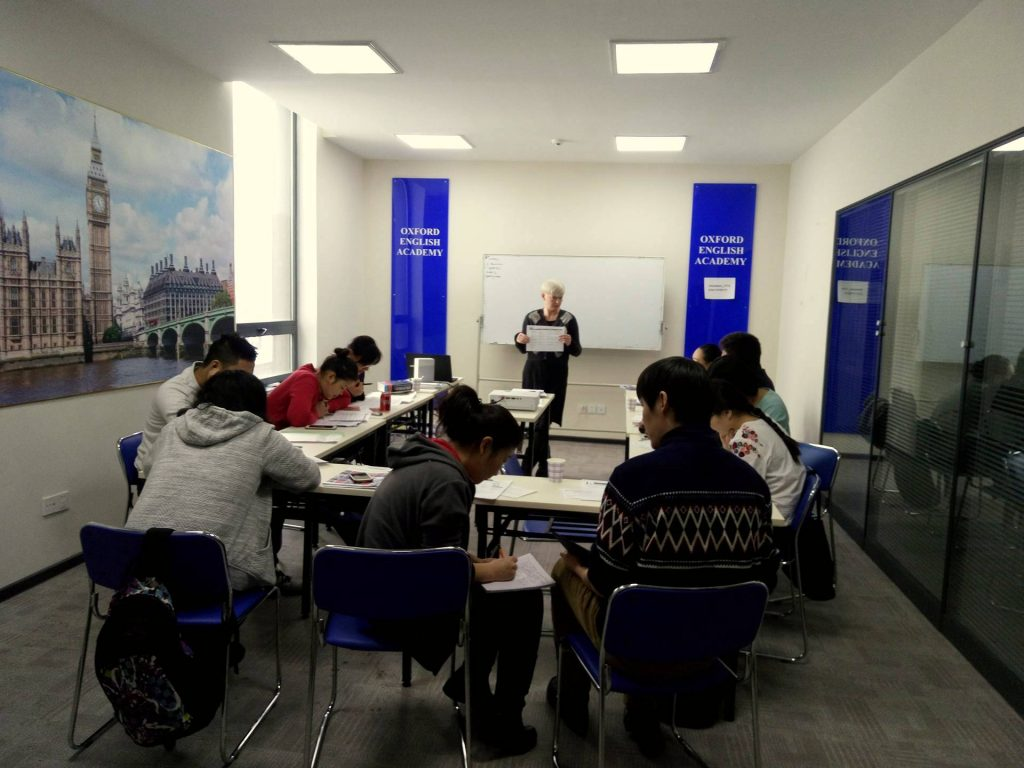 OEA Mongolia has arrived! | Oxford English Academy